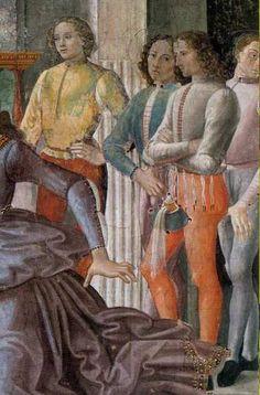 1488 Italian Male Garb - Farsetto 15th century, 16th century. Doublet, Cape, Capelet, Romeo,  revels, faire, Elizabethan, Tudor, Renaissance