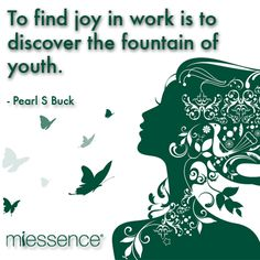 Do you love what you do? Does it feel more like fun, than 'work'?  If so, congratulations, you might just be a Miessence Independent Representative!