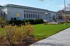 Toledo Museum of Art in Toledo, Ohio --