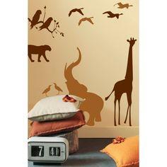 Sticker mural TANZANI - STU 5832 1236 : chambre