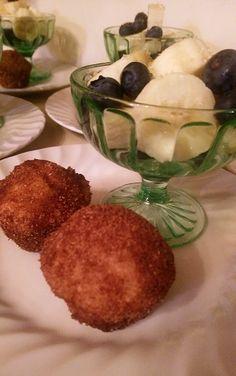 Fresh and Homemade! Cinnamon Chocolate Nutmeg Mini Muffins