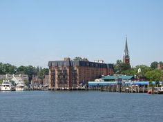 Annapolis, MD...birthplace of my sweet baby.