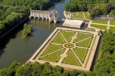 Travelers who want a taste of the opulent and ornate while visiting France will want to head to the Loire Valley, an enchanting region known for its grand château, vineyards, and goat cheese farms. | archdigest.com