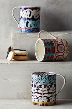 Anthropologie - Mugs & Teacups