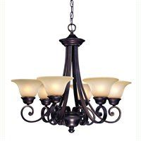 Interior Dry, Bronze Chandeliers | ATG Stores