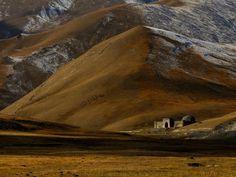 Silk Road, Kyrgyzstan.