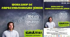 "Projeto Em Con_tato organiza Workshop ""Empreendedorismo Júnior"" | Algarlife"