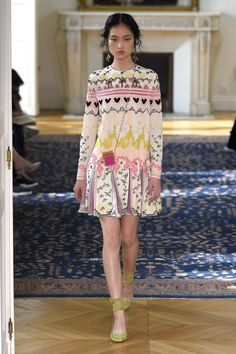 Valentino   Ready-to-Wear Spring 2017   Look 29