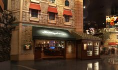 Gallagher's Steakhouse in Vegas.... Best steak EVER!!!!