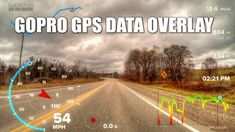 One of the brilliant new features of the GoPro Hero 5 Black is the ability to log GPS telemetry data within videos which can then be displayed over your videos in a visual form of various gauges. S…