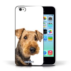 Designer Mobile Phone Case / Dog Breeds Collection / Airedale Terrier #designer #case #cover #iphone #smartphone #dog #animal #airedale #terrier