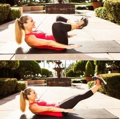 Best Exercises for Lower Abs Frog Press - Lose the Pooch! The Best Exercises for Lower Abs - Shape Magazine - Page Press - Lose the Pooch! The Best Exercises for Lower Abs - Shape Magazine - Page 9 Burn Lower Belly Fat, Reduce Belly Fat, Lose Belly Fat, Fitness Motivation, Fitness Diet, Health Fitness, Fitness Quotes, Fitness Workouts, Shape Magazine