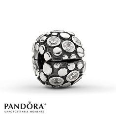 Complete MY Bracelet!!  Pandora Encore Clip