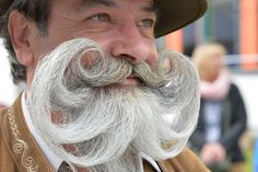 Meet the contestants in the World Beard And Moustache Championships - The Washington Post