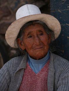 Faces of Peru