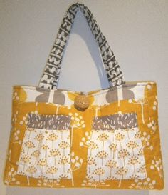 My New Bag | Sew Well Maide