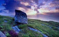Sheep's Head, Ireland   cor008 sunset over bantry bay from sheep s head co cork ireland