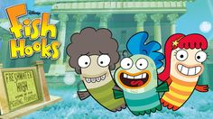 Season 2 of Disney's Fish Hooks Premieres November Right In The Childhood, Childhood Tv Shows, Childhood Movies, Cartoon Tv, Cartoon Shows, Old Kids Shows, 2000s Kids Shows, Old Cartoon Network, Desenhos Cartoon Network