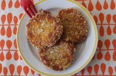 Sweet Potato Cakes — Punchfork