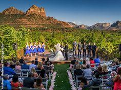 L'Auberge de Sedona Sedona Arizona Wedding Venues 1