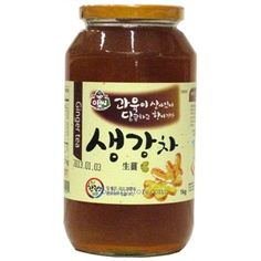 ginger concentrate made in Korea