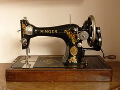 I've been trying to find a fixable one for years. I've been trying to find a fixable one for years. Sweet Memories, Childhood Memories, Throwback Day, Nostalgia, Retro, Good Old Times, Antique Sewing Machines, The Good Old Days, The Past