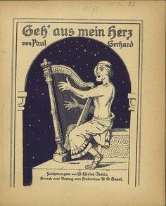 Geh' aus mein Herz by Paul Gerhard | LibraryThing