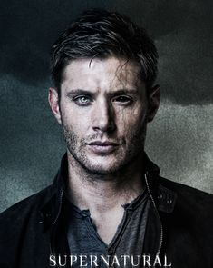 Dean Winchester, Supernatural. Can't wait for season 10! (But let me finish season 9 first!)
