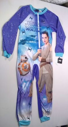 NWT Disney Star Wars The Force Awakens Pajamas Sleep Ware Girls M(7/8) | Clothing, Shoes & Accessories, Kids' Clothing, Shoes & Accs, Girls' Clothing (Sizes 4 & Up) | eBay!