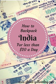 India is one of the most incredible and cheapest places to travel in the world! Here's how to backpack India for less than $20 a day