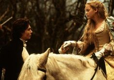 I'd love to have an amazing costume like this & dress up as Katrina Van Tassel from The Legend of Sleepy Hollow for Halloween one year