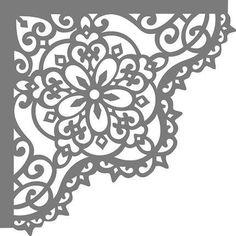 mittelgroße Schablonen – Buntstück Hamburg Paper Art, Paper Crafts, Motif Art Deco, Diy Envelope, Wood Burning Patterns, Cut Image, Silhouette Portrait, Scroll Saw Patterns, Silhouette Cameo Projects