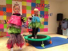 Artist Nick Cave Inspires Soundsuit-Themed Birthday Celebration