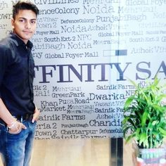 Affinity Salon #At #office #GreenPark