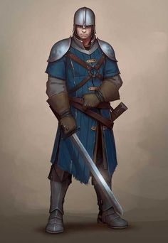 Rpg player character inspiration in 2019 fantasy characters, character art, Fantasy Warrior, Fantasy Male, Fantasy Rpg, Medieval Fantasy, Fantasy Artwork, Dark Fantasy, Medieval Armor, Fantasy Character Design, Character Creation