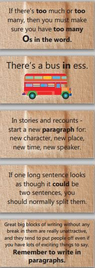 Use these Literacy Plasters to stick over students mistakes! Could also be used as posters.