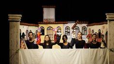Teatro Guiñol de Guantánamo de Cuba en Hilos Mágicos