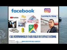 Cara Mempromosikan Usaha Makanan di Fanpage Facebook Mudah & Murah 1 Day Trip, Komodo National Park, Web Design Tutorials, Adventure Tours, Maui, Jakarta, Boat, Island, Facebook