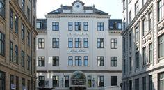 泊ってみたいホテル・HOTEL|デンマーク>コペンハーゲン>コペンハーゲン中心部のPeblinge Søに位置する、環境に優しいホテル>ホテル コン アルトゥル(Hotel Kong Arthur)