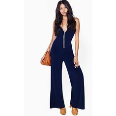 Nasty Gal Trouble Maker Jumpsuit $68
