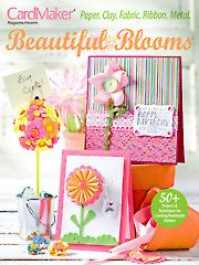 Card Making & Paper Crafts - Beautiful Blooms