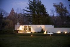Philip Johnson's Alice Ball House Is Anything But Second Best To The Glass House (PHOTOS)
