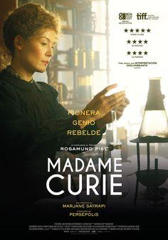 Rosamund Pike, Marie Curie, Pierre Curie, Movies 2019, Series Movies, Netflix, Cinema, Movie Posters, Guadalajara