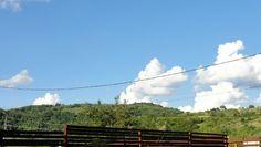 blue sky from bm