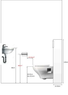 bathroom floorplan and distances between parts Bathroom Plans, Bathroom Plumbing, Bathroom Toilets, Bathroom Layout, Plumbing Tools, Washroom Design, Bathroom Interior Design, Modern Bathroom Design, Minimalist Bathroom Design