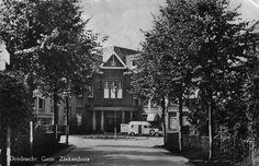 Jaren 20-30 Gemeente ziekenhuis Dordrecht Bankastraat