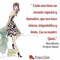 Ese es nuestro glam