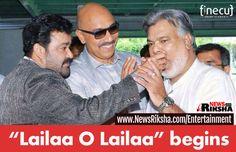 Lailaa O Lailaa malayalam movie begins