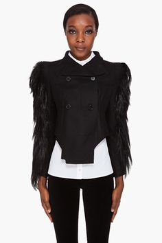 this jacket is insane #fashion... Obsessed