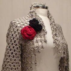 Outstanding Crochet: Shrug